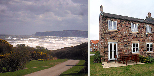 Holiday Cottage In Filey