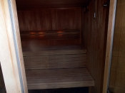 Fancy a sauna? Complimentary access to the Sauna & Steam Room